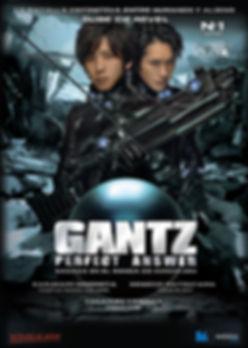 GANTZ: PERFECT ANSWER de Shinsuke Sato