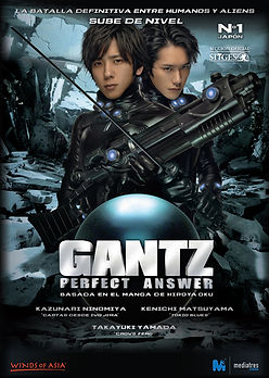 GANTZ: PERFECT ANSWER de Shinsuke Sato