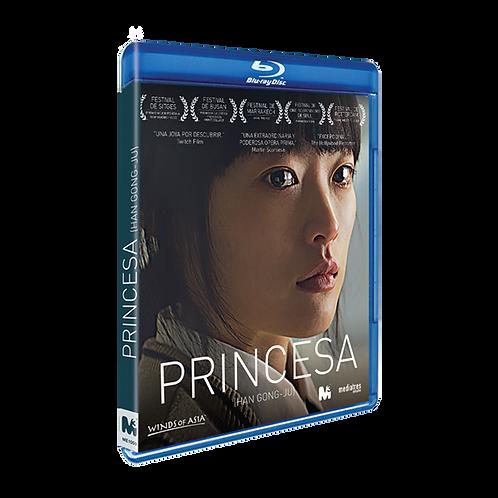 Princesa [Han Gong-ju] (Blu-ray)