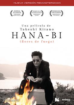 HANA-BI (FLORES DE FUEGO) de Takeshi Kitano