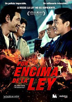 POR ENCIMA DE LA LEY de Ryoo Seung-wan