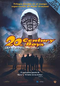 20TH CENTURY BOYS. CAP.1: EL PRINCIPIO DEL FIN de Yukihiko Tsutsumi