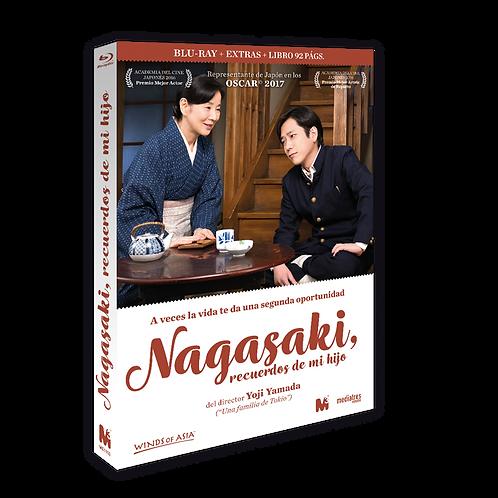 Nagasaki, recuerdos de mi hijo (Blu-ray)