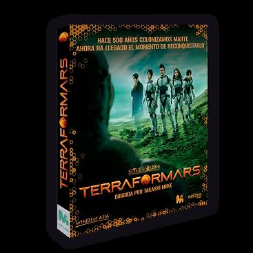 TERRA FORMARS Blu-ray