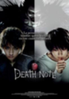 DEATH NOTE de Shusuke Kaneko