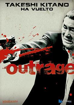 OUTRAGE de Takeshi Kitano