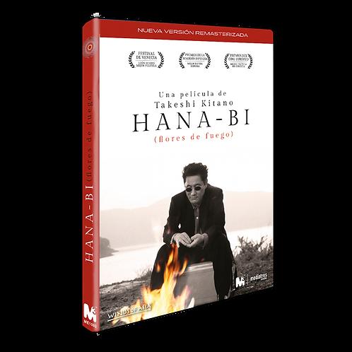 Hana-bi [flores de fuego] (DVD)