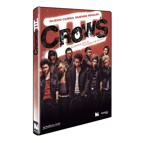 Crows 3 (DVD)