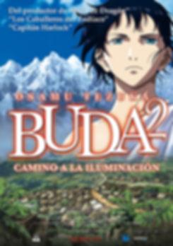 BUDA 2: CAMINO A LA ILUMINACIÓN de Toshiaki Komura