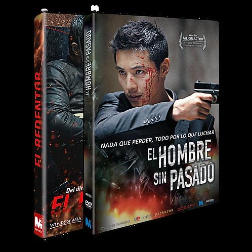 El redentor + El hombre sin pasado (DVD)