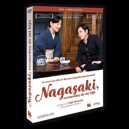 Nagasaki, recuerdos de mi hijo (DVD)