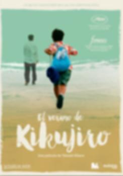 EL VERANO DE KIKUJIRO de Takeshi Kitano