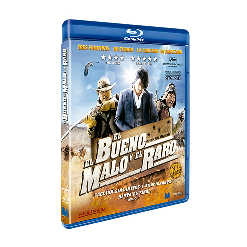 El bueno, el malo y el raro (Blu-ray)