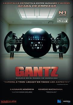 GANTZ de Shinsuke Sato