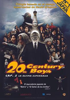20TH CENTURY BOYS. CAP.2: LA ÚLTIMA ESPERANZA de Yukihiko Tsutsumi