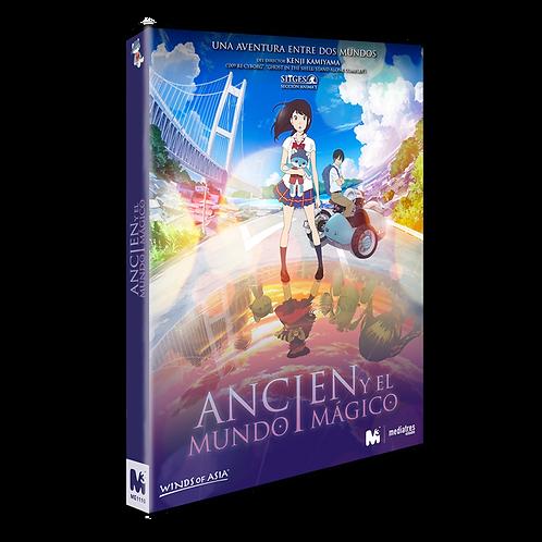 Ancien y el mundo mágico (DVD)
