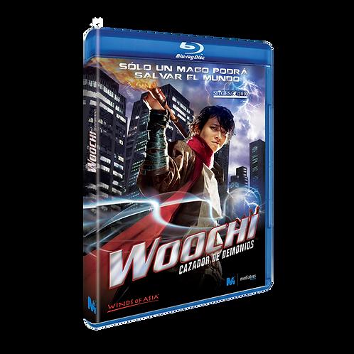 Woochi, cazador de demonios (Blu-ray)