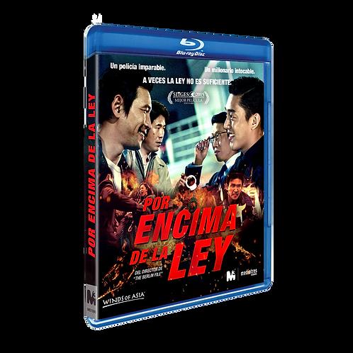 Por encima de la ley (Blu-ray)