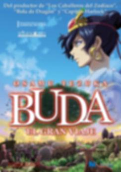 BUDA, EL GRAN VIAJE de Kozo Morishita