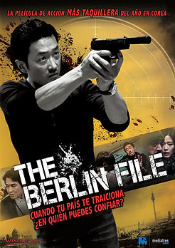 THE BERLIN FILE de Ryoo Seung-wan