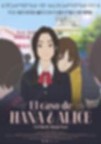 EL CASO DE HANA Y ALICE de Shunji Iwai