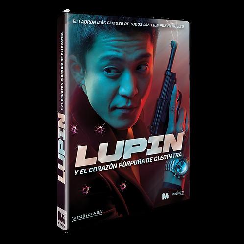 Lupin y el corazón púrpura de Cleopatra (DVD)