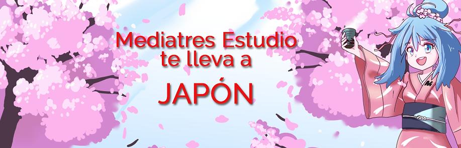 MEDIATRES TE LLEVA A JAPÓN