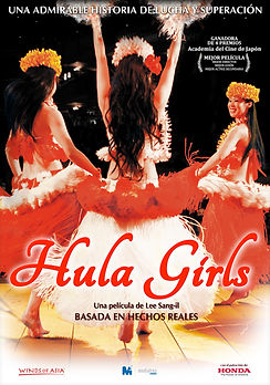 HULA GIRLS de Lee Sang-il