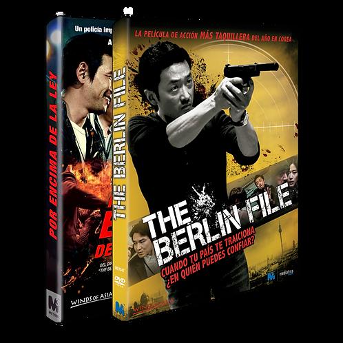 Por encima de la ley + The Berlin file (DVD)