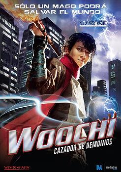 WOOCHI, CAZADOR DE DEMONIOS de Choi Dong-hoon