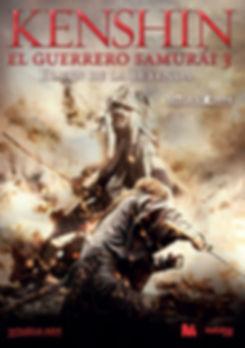 KENSHIN EL GUERRERO SAMURÁI 3: EL FIN DE LA LEYENDA de Keishi Otomo