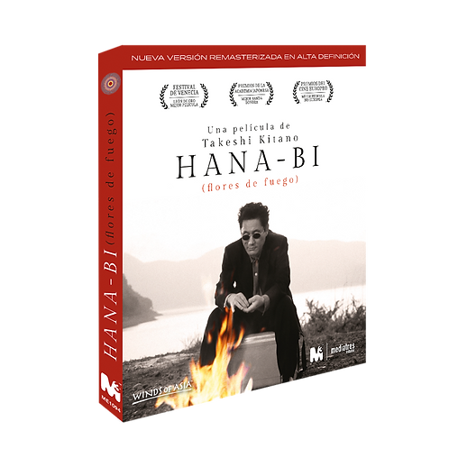 Hana-bi [flores de fuego] (Blu-ray)