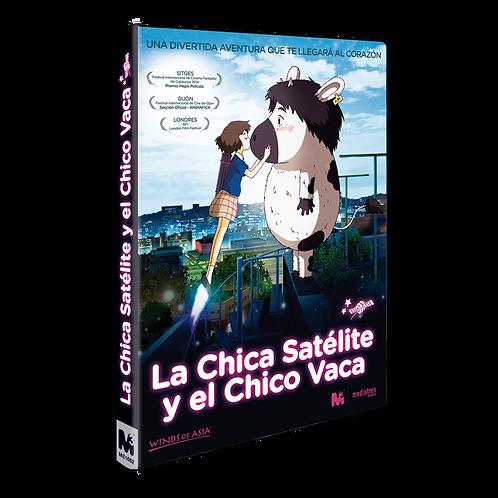 La chica satélite y el chico vaca (DVD)