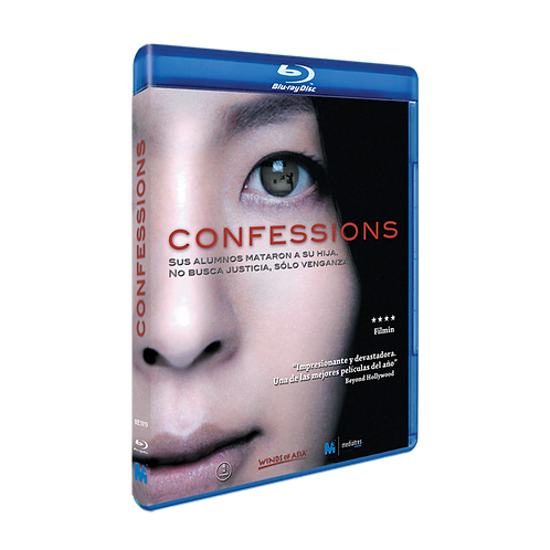 Confessions (Blu-ray)