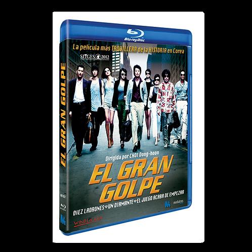 El gran golpe (Blu-ray)