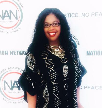 Lena Hardaway NAN Awards Winner