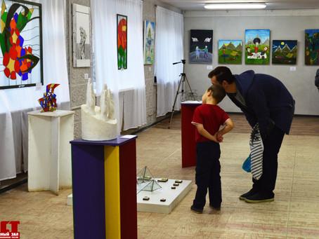 Выставка в обл. центре РОСТ
