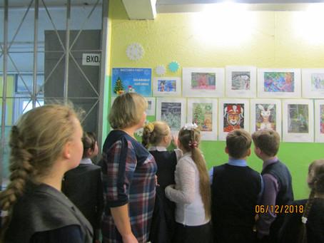 Городские выставки