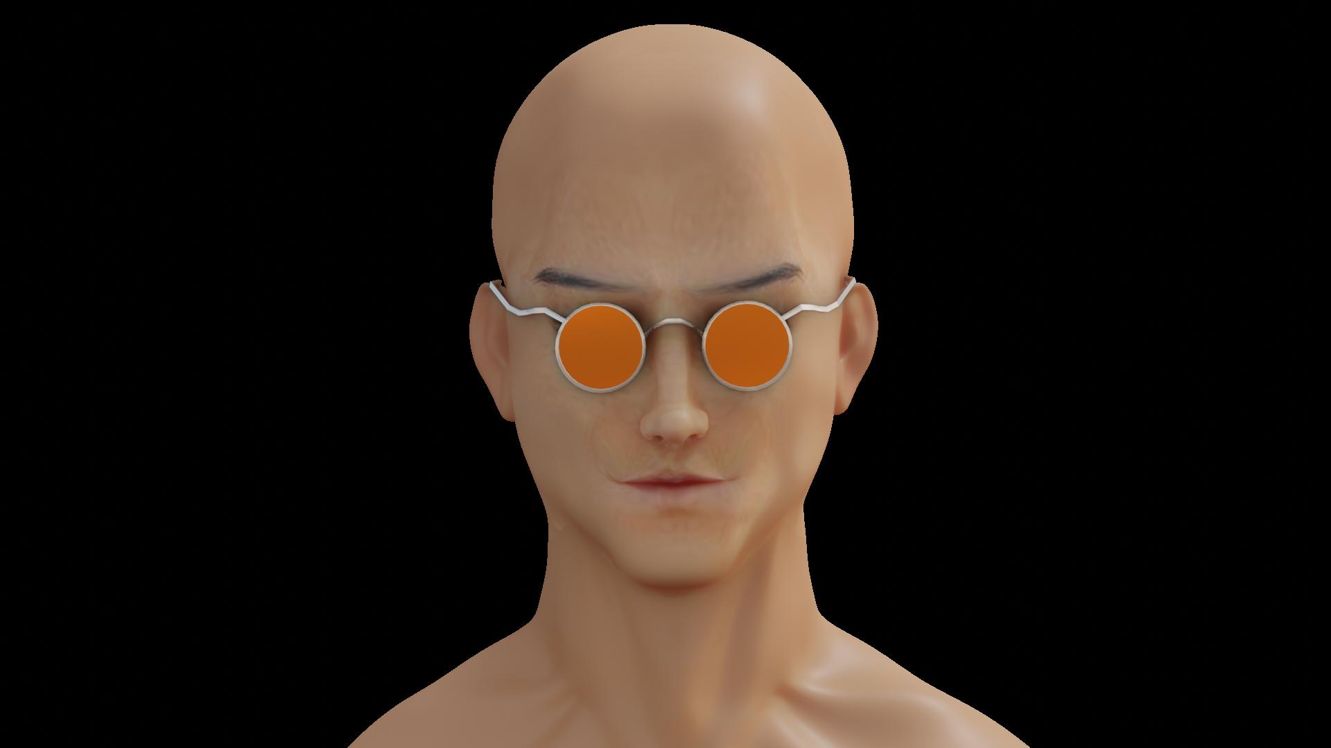 yokio realista sen oculos 6