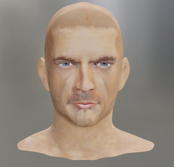BiosMan retrato falado