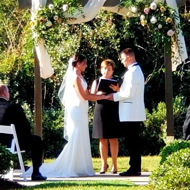 Donna Brown officiating wedding.jpg