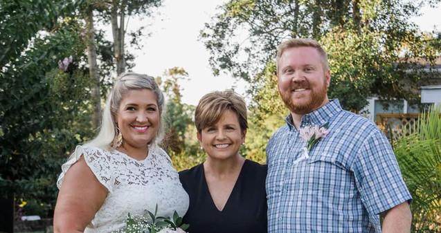 Cedar Point/Emerald Isle Weekday Wedding