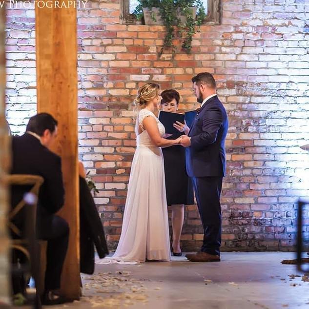 Officiant Wilmington Wedding