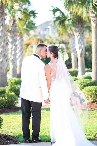 Merrell Estates Indian Beach NC Wedding.