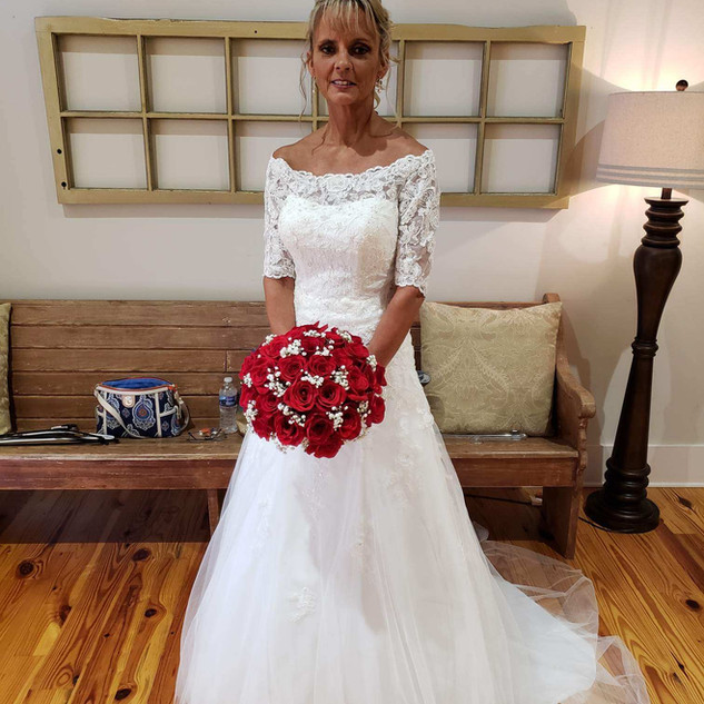 Bride in Raleigh, NC