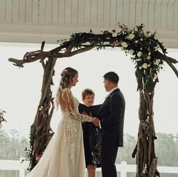 Marston Pavilon Wedding