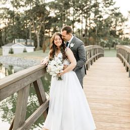 Rustic Barn Jacksonville Wedding with Of