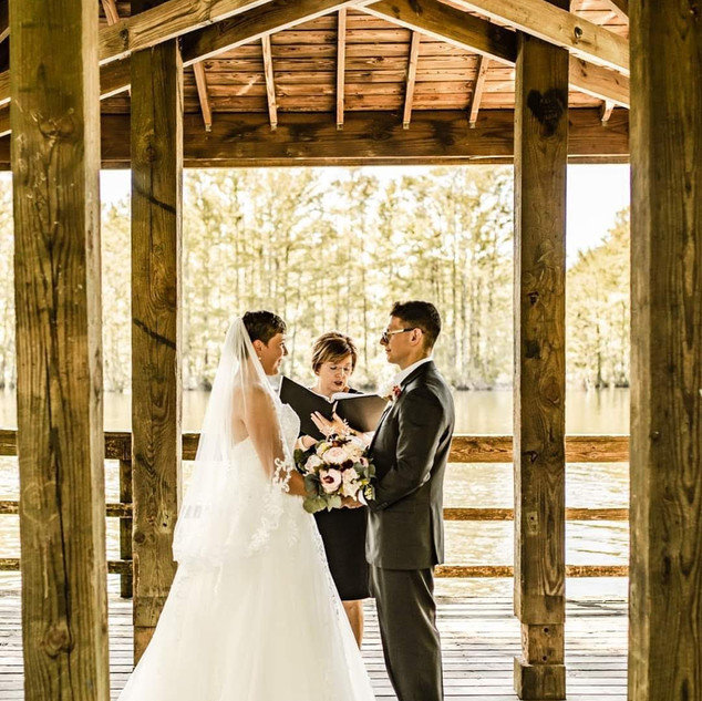 Wilmington Park Wedding
