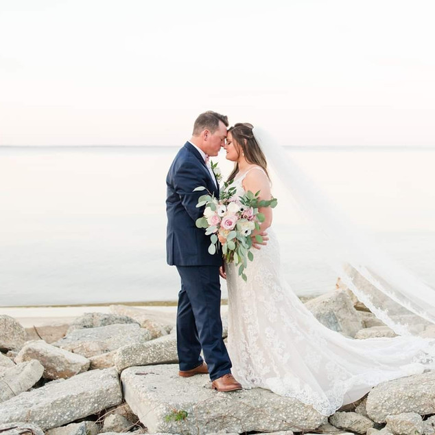Destination Outdoor Wedding