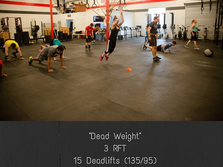 WOD for July 17, 2016
